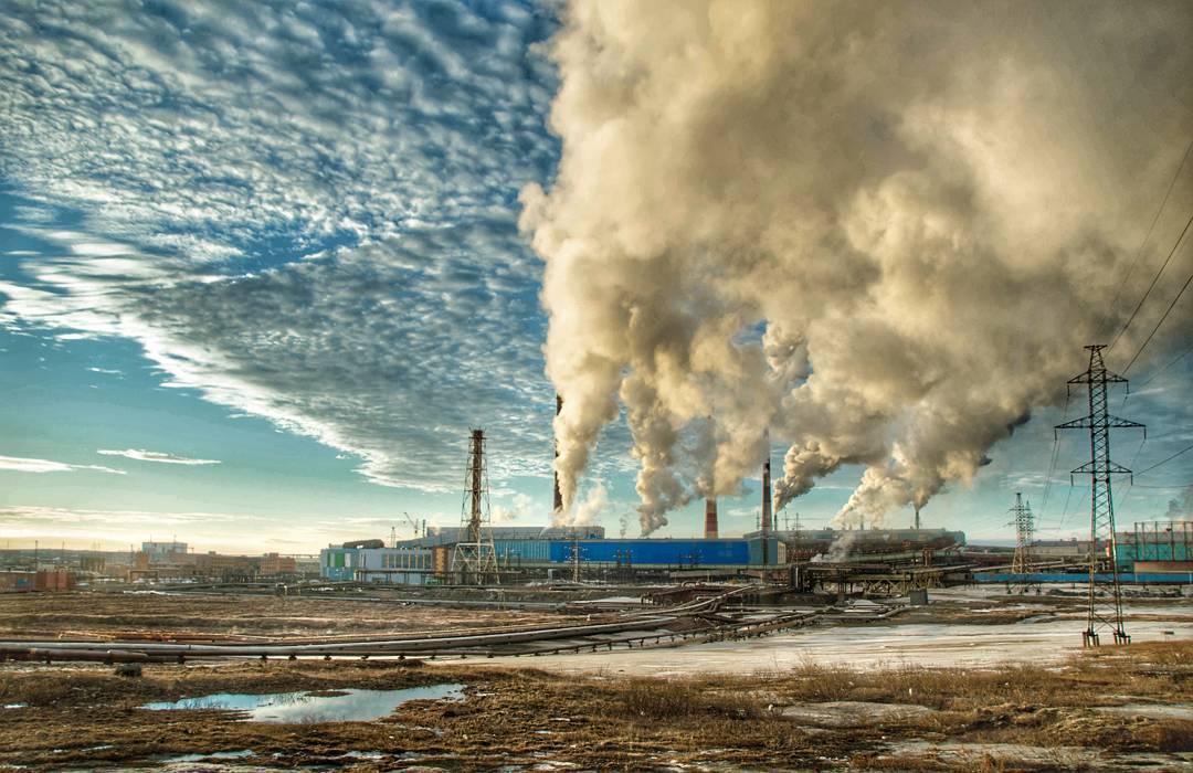 Норильск - самый грязный город России