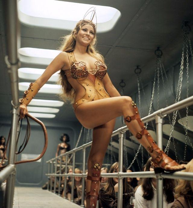 Ракель Уэлч: актриса, прославившаяся благодаря бикини