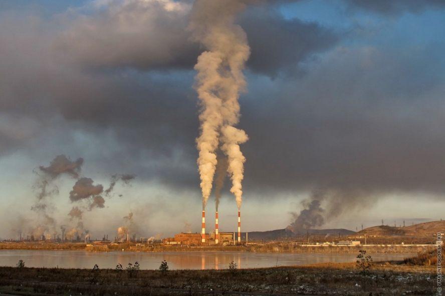 Магнитогорск - самый грязный город России