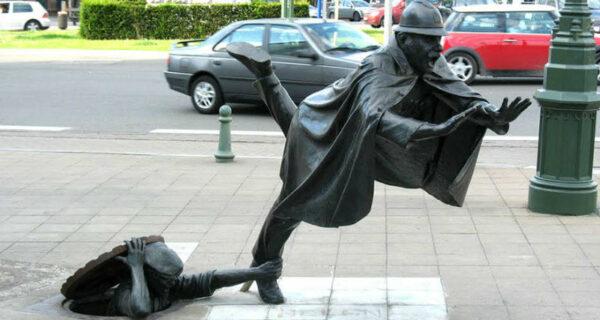 25 необычных скульптур, о которых вы, возможно, незнали