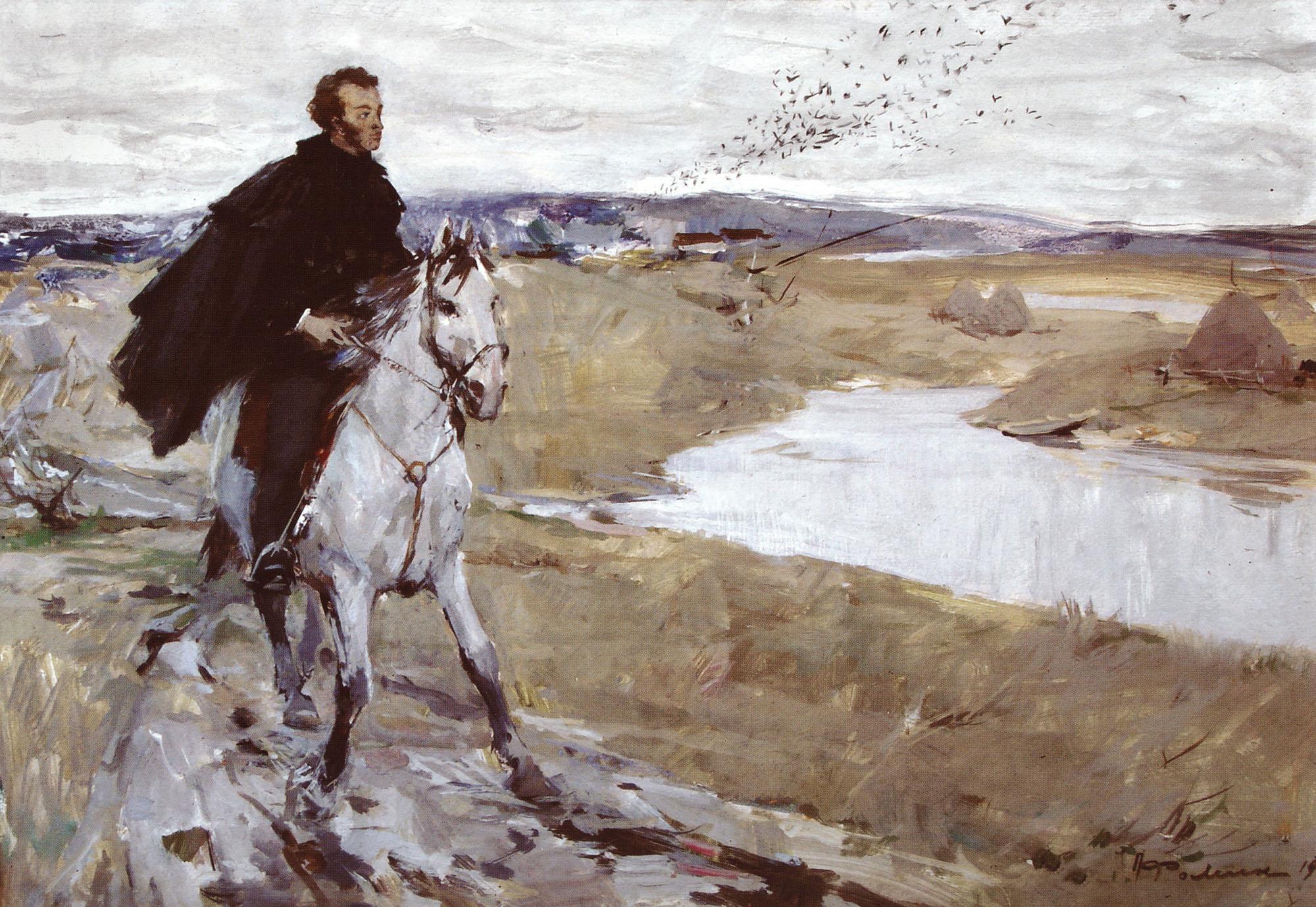 1201 - Ай да сукин сын! Зачем Пушкин инсценировал свою смерть и стал Александром Дюма