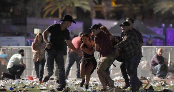 На фестивале в Лас-Вегасе произошла стрельба. Есть погибшие
