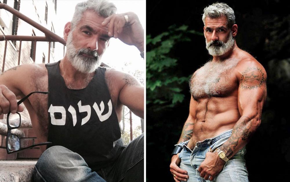 Сексуальность мужчин старшего возраста