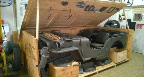 Ничего себе конструктор: Willys MB Jeep в упаковке. Дайтедва!