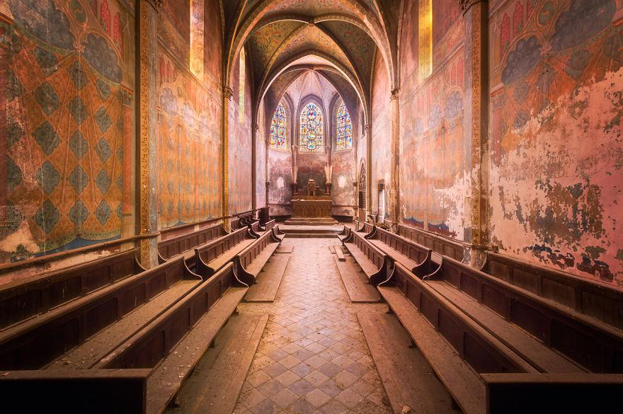 abandonedchurch 1 59da2cb09d05e  880 - Осколки старой Франции: заброшенные здания невероятной красоты