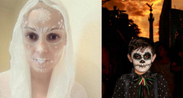 Смерть им к лицу: в Мехико устроили веселый парад ко Дню мертвых