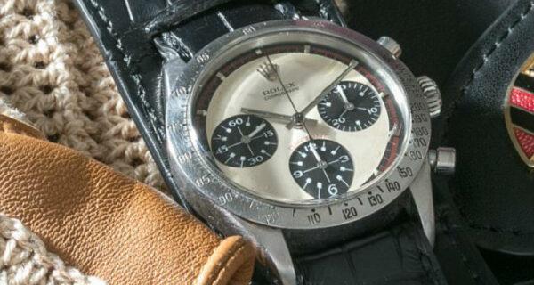 Часы актера Пола Ньюмана проданы за рекордные 17 миллионов долларов