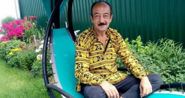 В инстаграме нашелся по-настоящему счастливый россиянин — 55-летний Юра Бакулин сАлтая