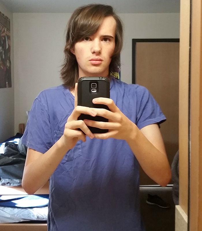 Транссексуал перевоплощение