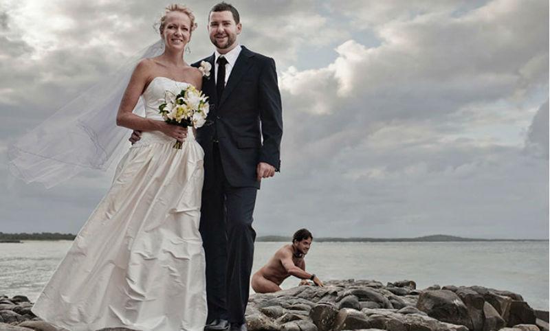 Фото красивых свадеб с детьми