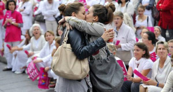Сильный слабый пол: самые яркие фотографии женских протестных движений