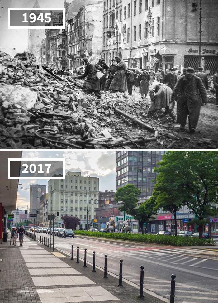 Как изменился мир за 100 лет: фотографии до и после Как изменился мир за 100 лет: фотографии до и после 1627