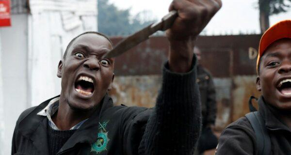Кения в огне: выборы спровоцировали кровопролитные столкновения