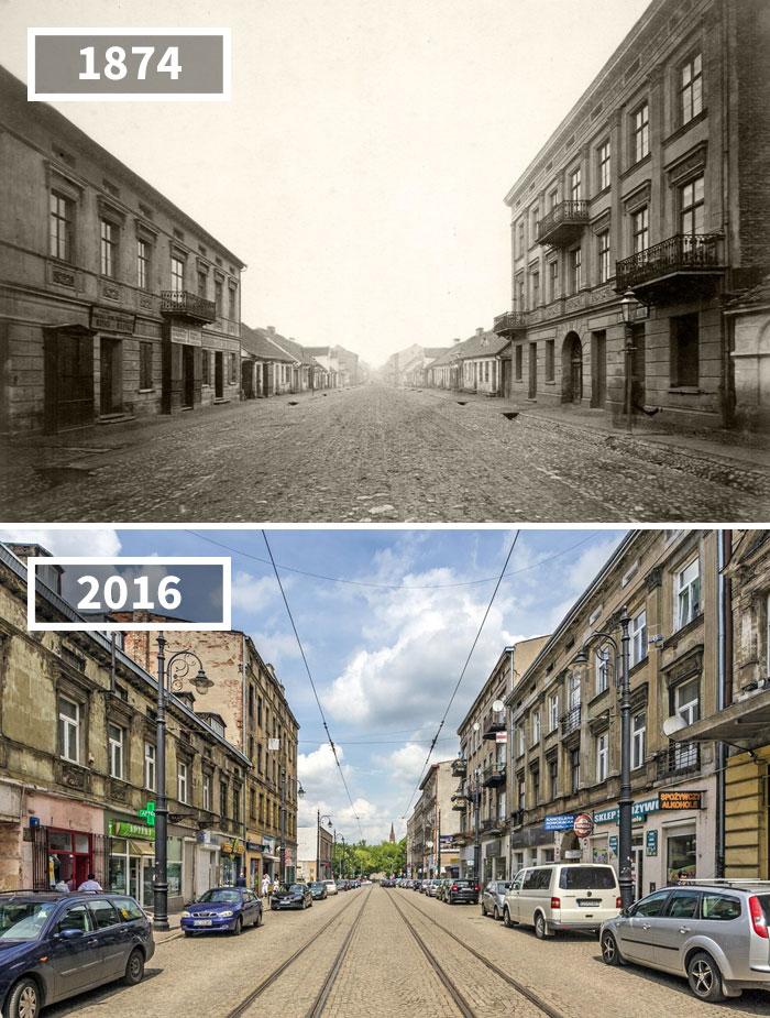 Как изменился мир за 100 лет: фотографии до и после Как изменился мир за 100 лет: фотографии до и после 2150