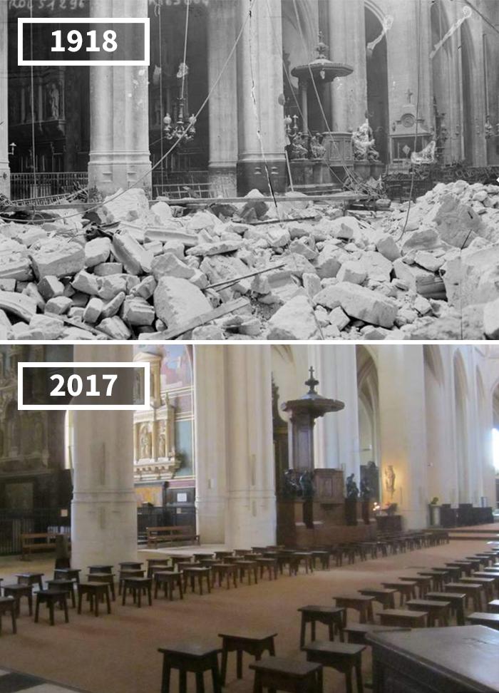Как изменился мир за 100 лет: фотографии до и после Как изменился мир за 100 лет: фотографии до и после 2221