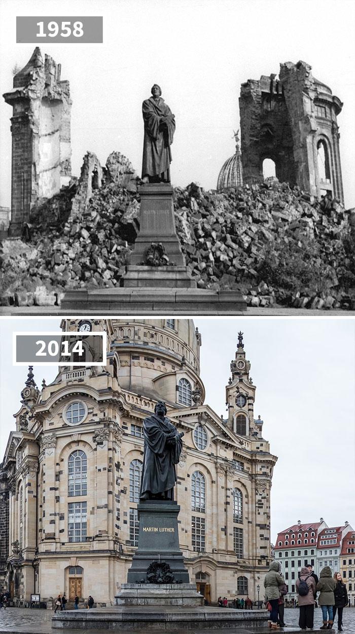 Как изменился мир за 100 лет: фотографии до и после Как изменился мир за 100 лет: фотографии до и после 3117