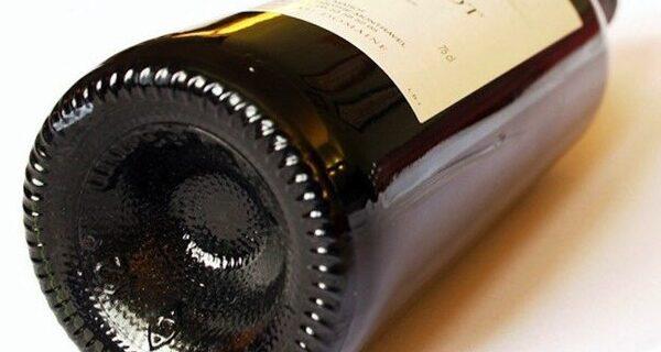 Для чего у винных бутылок делают вогнутое дно