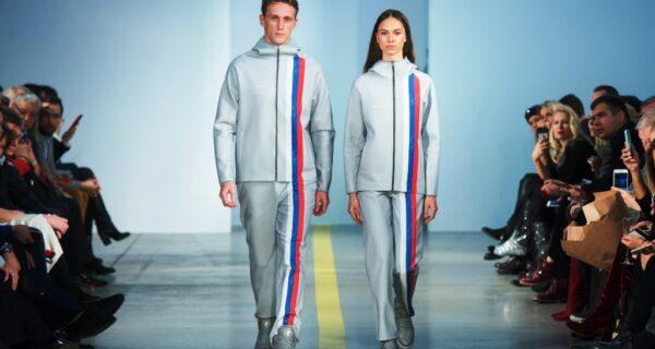 Может, и хорошо, что не поедем: представлена форма олимпийской сборной России