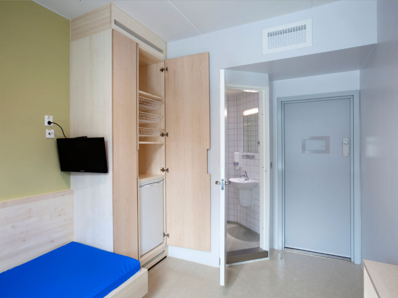 Want to go to jail in Norway: a Paradise for prisoners