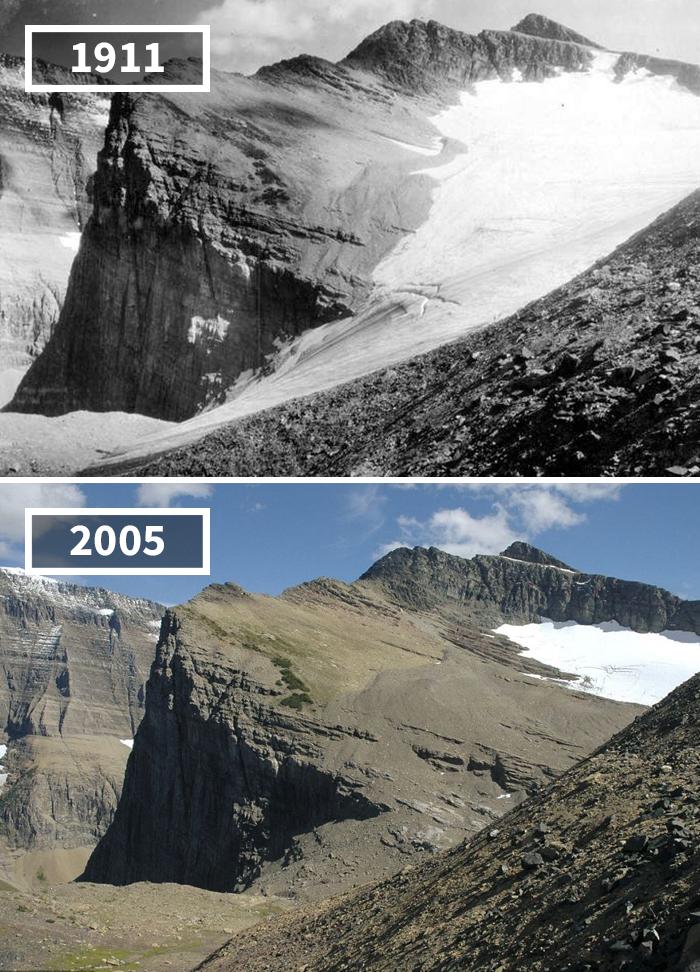 Как изменился мир за 100 лет: фотографии до и после Как изменился мир за 100 лет: фотографии до и после 743