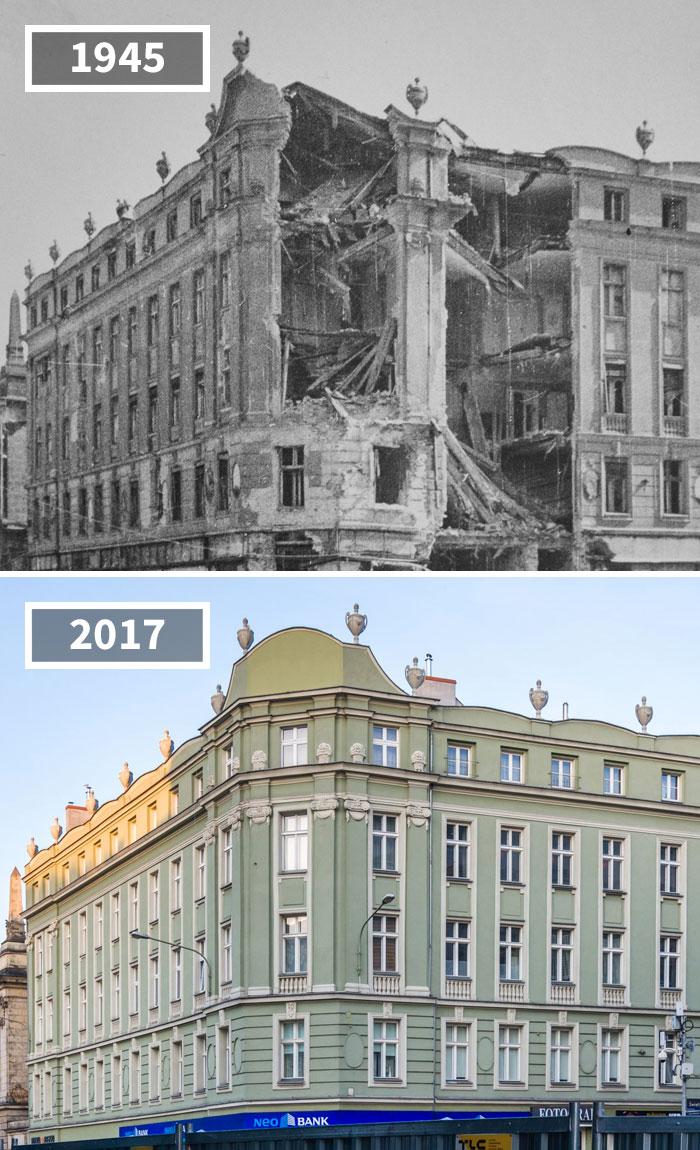 Как изменился мир за 100 лет: фотографии до и после Как изменился мир за 100 лет: фотографии до и после 841