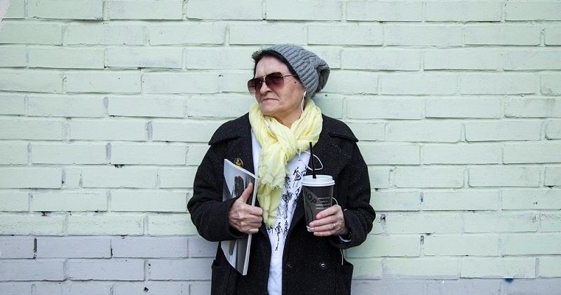 «То самое чувство, когда ты круче всех… бабушек»: фотоэксперимент о возрасте и моде