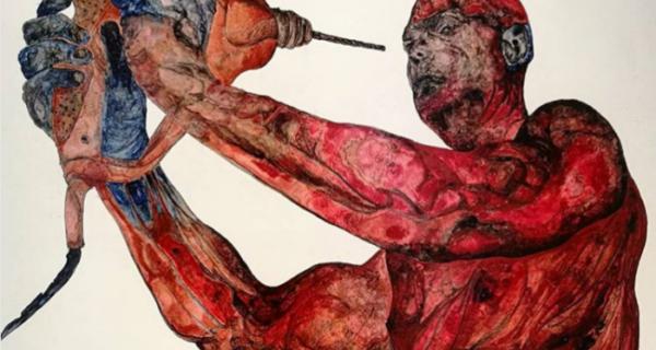 20 потусторонних картин, написанных больными шизофренией