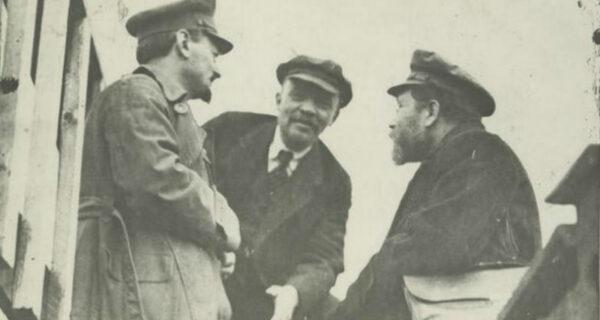 Первые годы Октябрьской революции в лицах: как это было 100 летназад