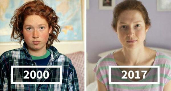 17 лет спустя: фотограф на примере друзей показывает, как по-разному взрослеют люди
