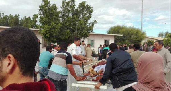 От теракта в египетской мечети погибли 235 человек