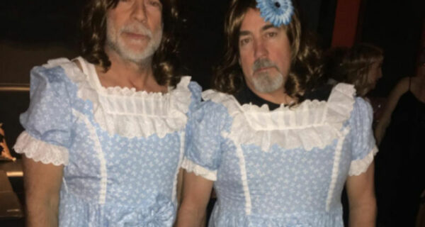 Брюс Уиллис в костюме девочки и другие смешные образы знаменитостей на Хэллоуин