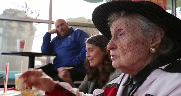 Ешь в макдаке, живи до ста лет! Долгожительница из США рассказала о своих секретах долголетия
