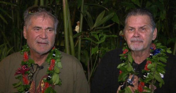 Два гавайца через 60 лет дружбы узнали, что они родные братья