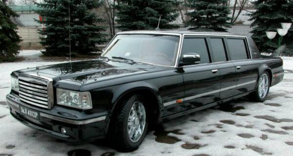 На продажу выставлен лимузин ЗИЛ за 70 миллионов рублей, который не понравился Путину
