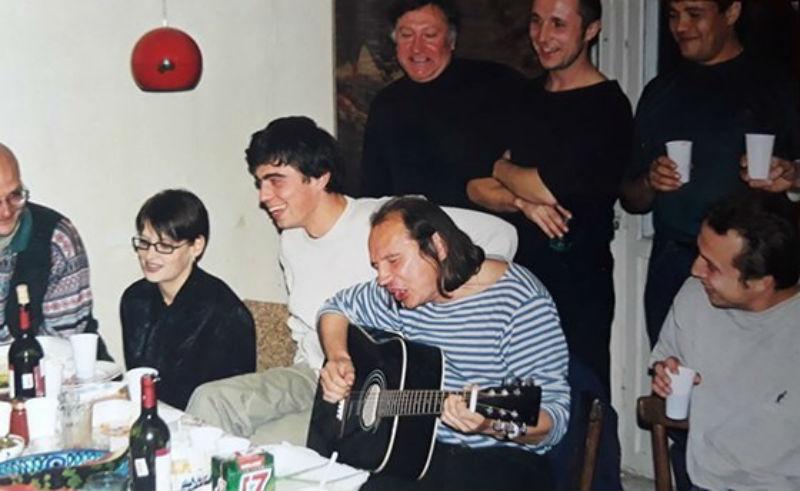 «Требую продолжения банкета»: редкие фото советских знаменитостей во время застолий фото