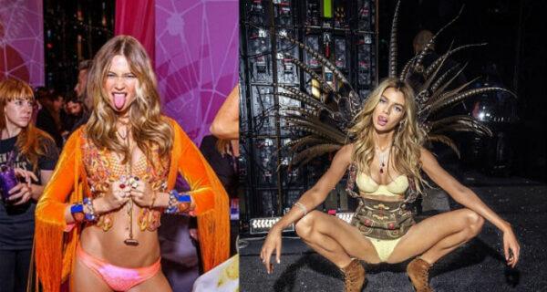 Закулисье рая: фотограф 20 лет снимал «ангелов» Victoria's Secret