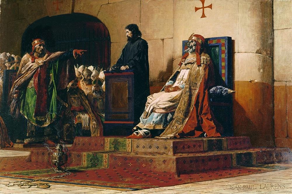 Это дикое Средневековье: 5 самых грешных пап в истории Рима