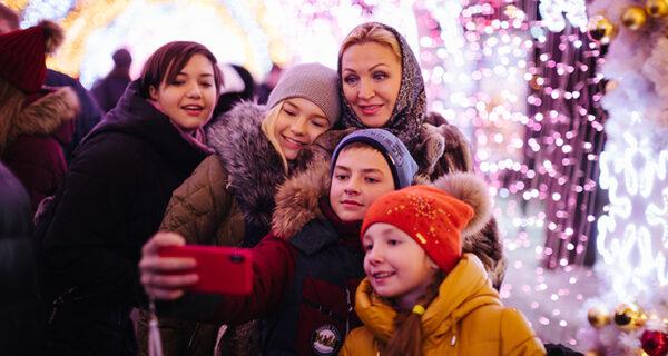 Что делать на новогодние праздники в Москве?