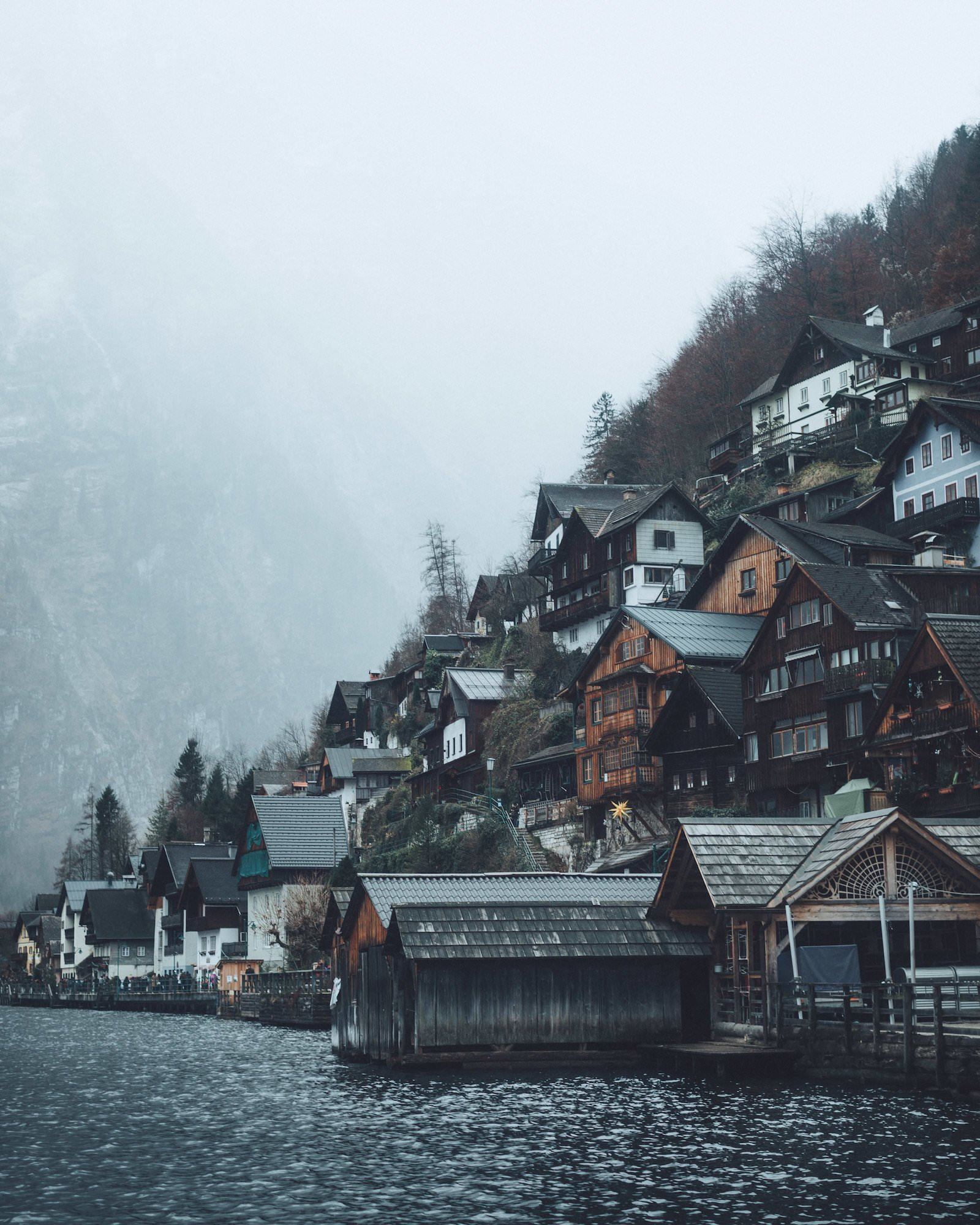 Each photo is like a painting: Belgian creates expressive landscapes of Northern Europe