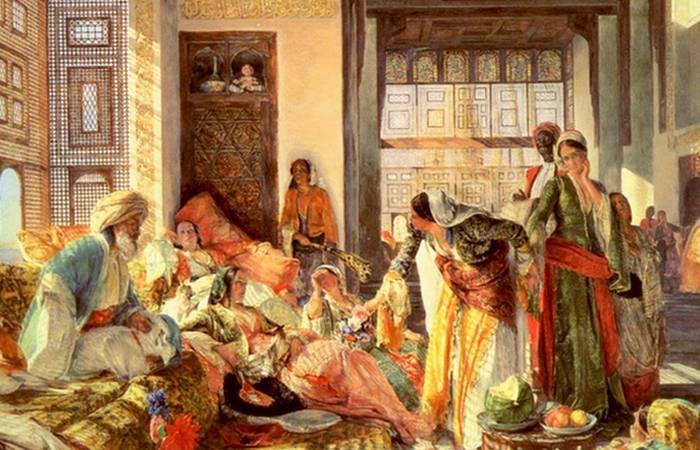 Порно секс в османской империи