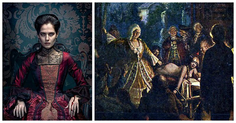 Вся правда про Кровавую барыню: история Дарьи Салтыковой, дворянки-душегубицы фото