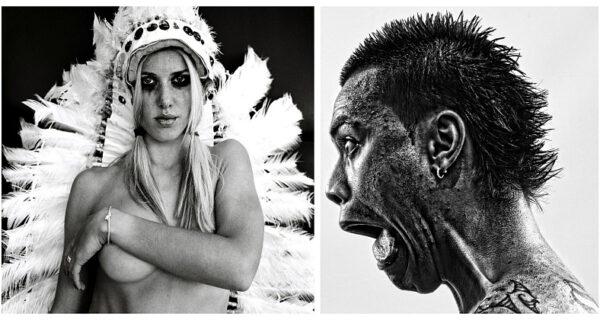 «Меня зачаровывает тайна, скрытая в лицах»: выразительные портреты Билли Пламмера