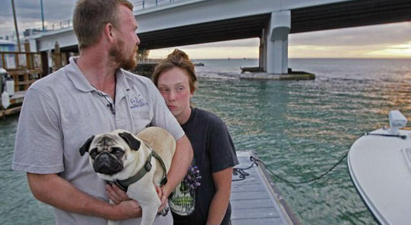 12322 - «Мы потеряли все за 20 минут»: пара хотела начать новую жизнь на яхте, но счастье продлилось всего два дня