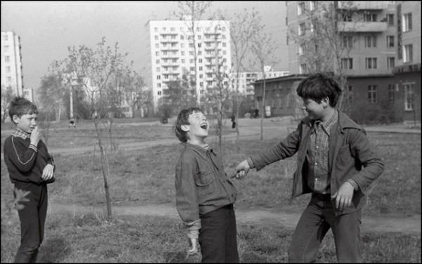 По волнам памяти: как мы жили и играли во дворах нашего детства