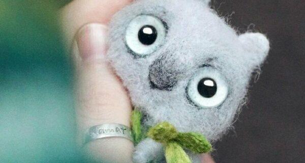 Свалять по любви: игрушки, которые сберегут вас от одиночества
