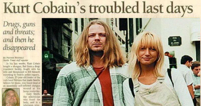 z cobain