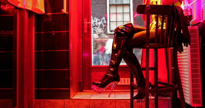 Секс туры в амстердам