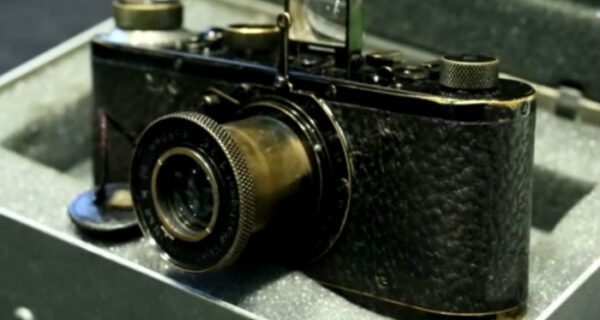 В Вене за 2,38 миллиона евро продан самый дорогой фотоаппарат в истории