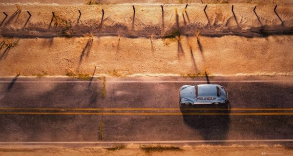 «Они не настоящие»: мексиканский фотограф создает реалистичные снимки, используя маленькие модели машин