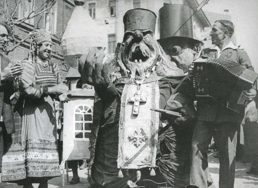 Празднование Пасхи в СССР